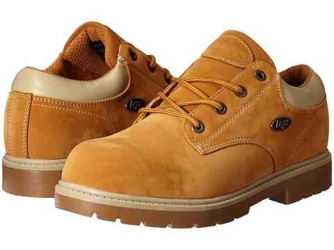 Lugz - Warrant Low (Golden Wheat Buck) Men's Shoes