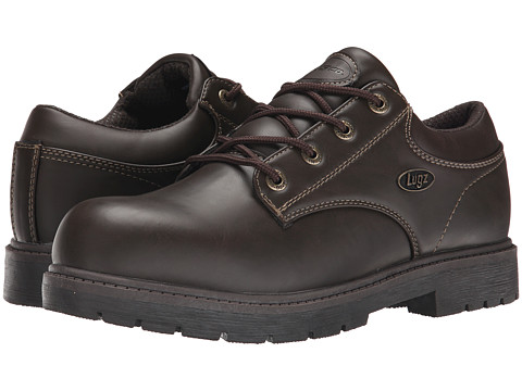 Lugz - Warrant Low (Chocolate Smooth) Men
