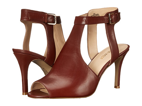 Nine West - Infusion (Dark Natural Leather) High Heels