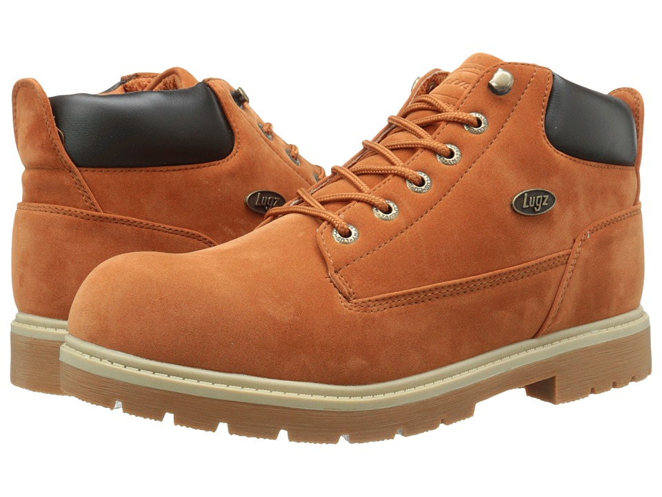 Lugz Warrant Mid (Rust Buck) Men