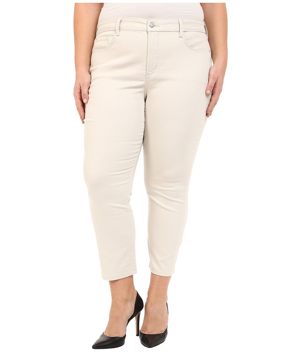 NYDJ Plus Size - Plus Size Ira Slim Ankle in Clay (Clay) Women's Jeans