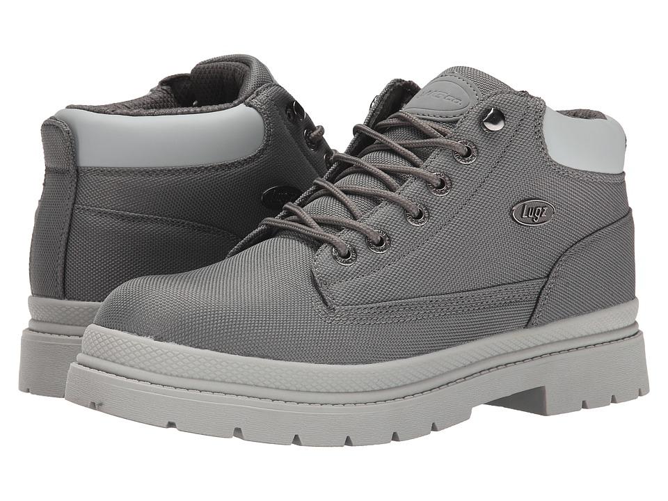 Lugz - Drifter Ballistic (Grey Ballistic) Men's Lace-up Boots