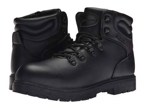Lugz - Grotto (Black Smooth) Men's Shoes