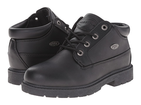 Lugz - Grace (Black Smooth) Women's Shoes