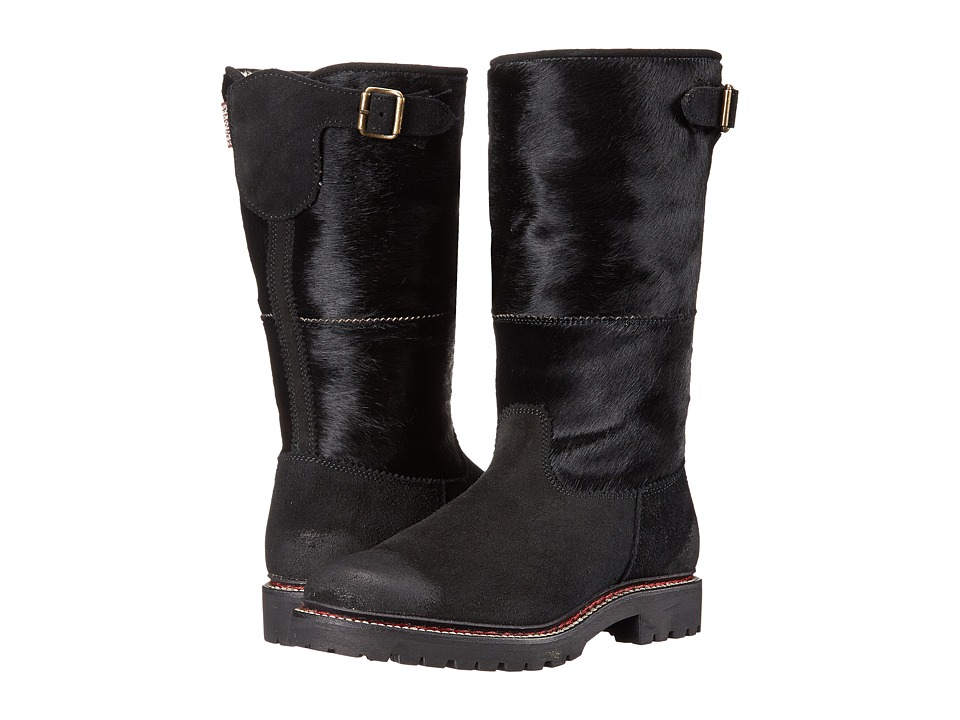 Penelope Chilvers - Jackson Boot (Black Bovine Leather) Women