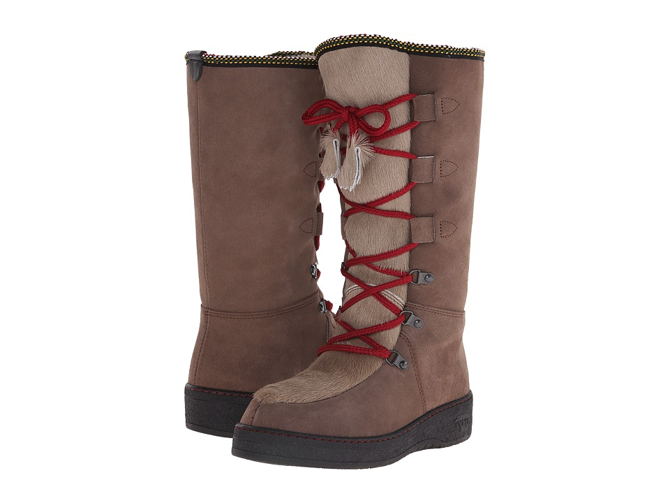 Penelope Chilvers - Intrepid Boot (Birch Bovine Leather) Women's Boots