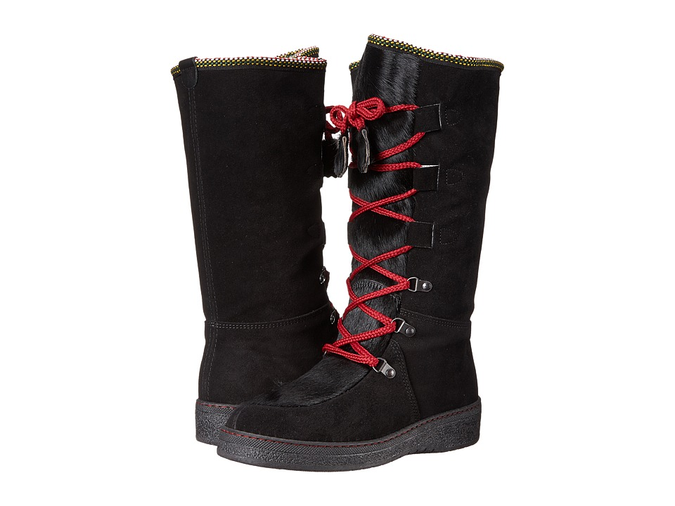 Penelope Chilvers - Intrepid Boot (Black Bovine Leather) Women