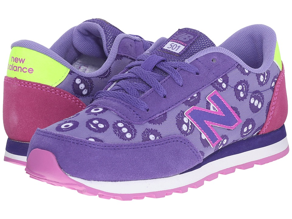 New Balance Kids - 501 (Little Kid/Big Kid) (Flutter) Girls Shoes