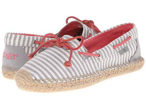 Sperry Top-Sider - Katama (Charcoal Stripe) Women