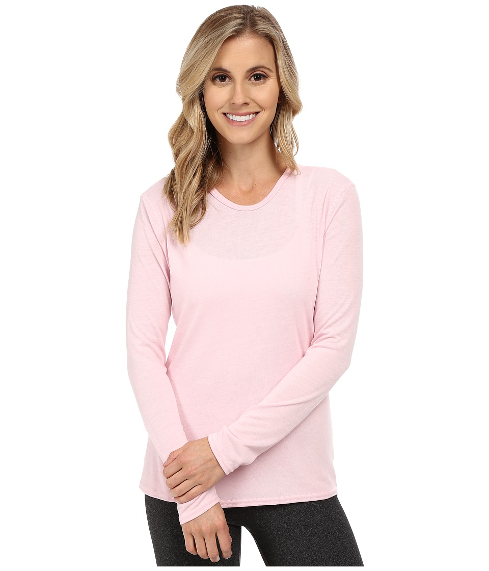 Hot Chillys - Pepper Skins Crew Neck (Pink) Women