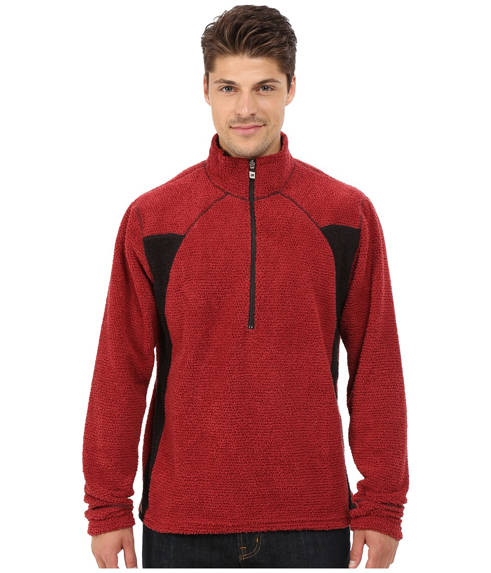 Hot Chillys - Pico Half Zip (Sedona) Men