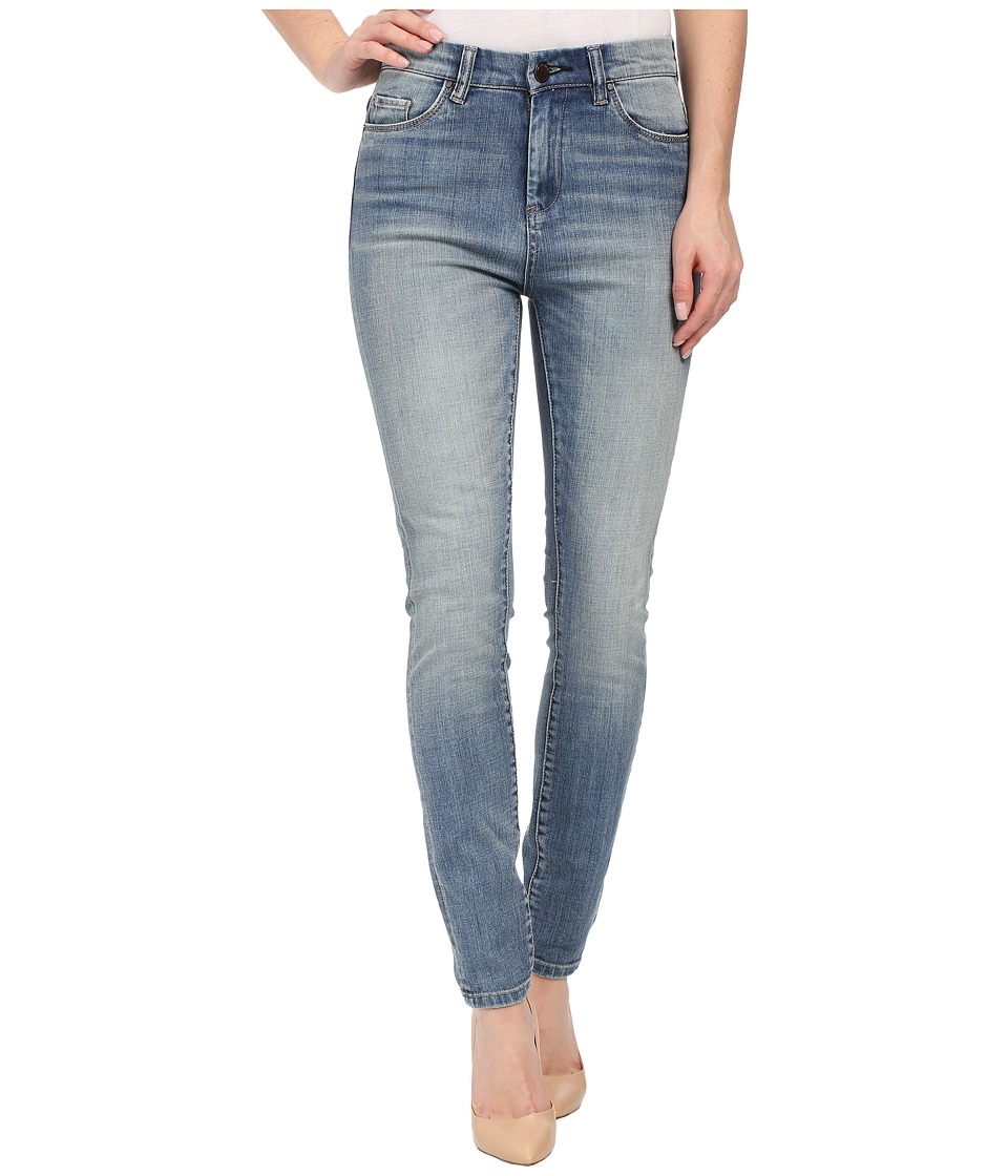 Blank NYC Denim High Rise Skinny in Bump and Run (Bump/Run) Women