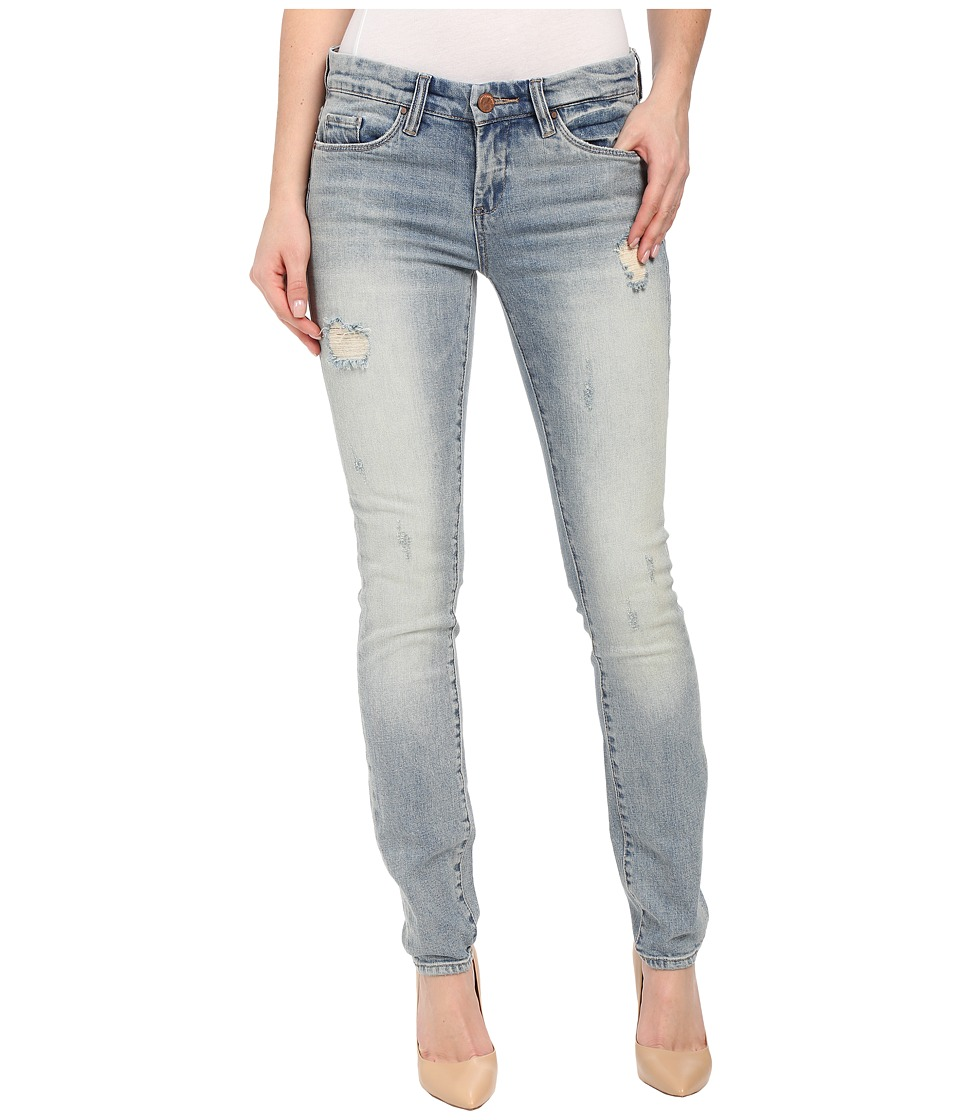 Blank NYC - Light Wash Denim Skinny Distressed in Hate Watching (Hate Watching) Women's Jeans