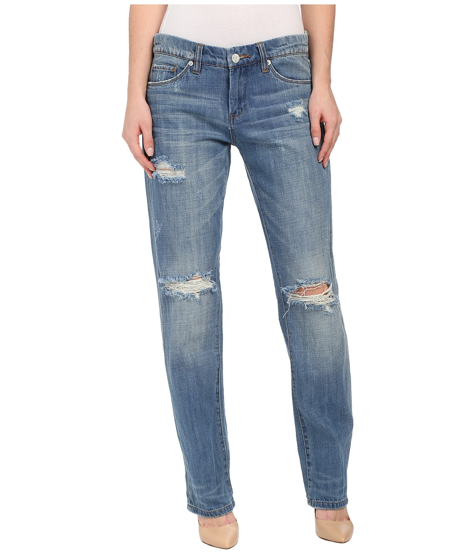 Blank NYC - Denim Distressed Boyfriend Jeans in Meant To Be (Meant To Be) Women
