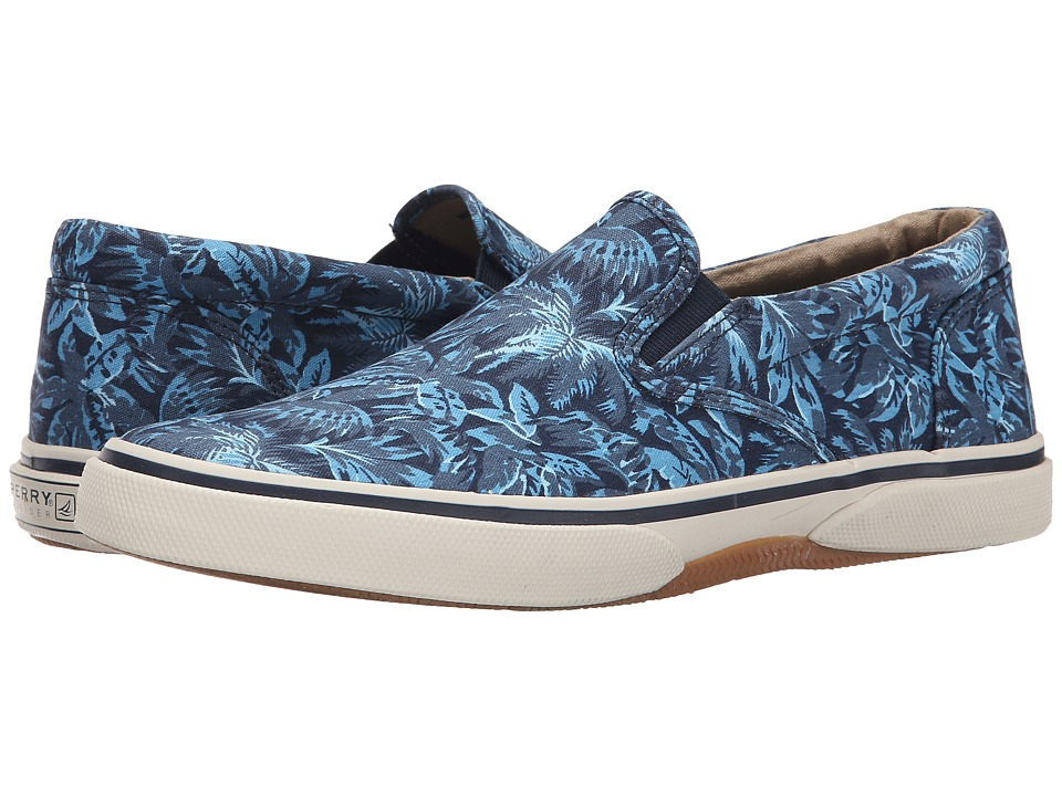 Sperry Top-Sider Halyard Gore (Blue Palm) Men