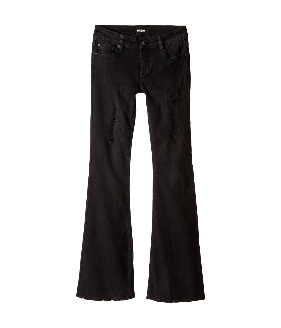 Hudson Kids - Izabella Flare Jeans in Clash Wash (Big Kids) (Clash Wash) Girl's Jeans