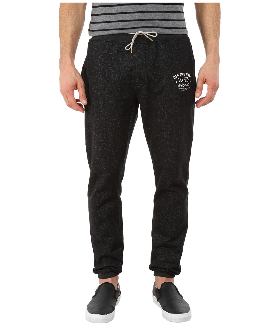 Vans - Warrick (Black Heather) Men's Casual Pants