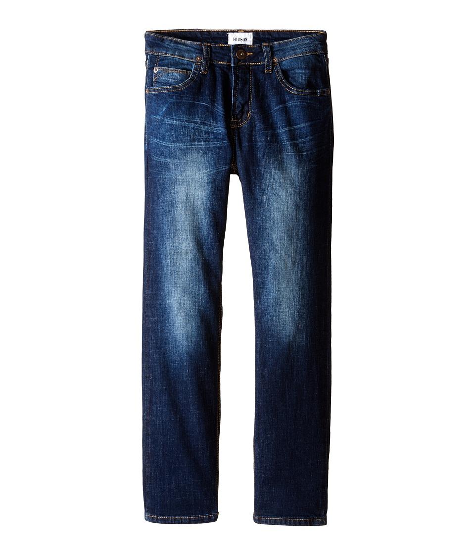 Hudson Kids - Parker Straight Leg Jeans in Indigo Rinse (Big Kids) (Indigo Rinse) Boy's Jeans