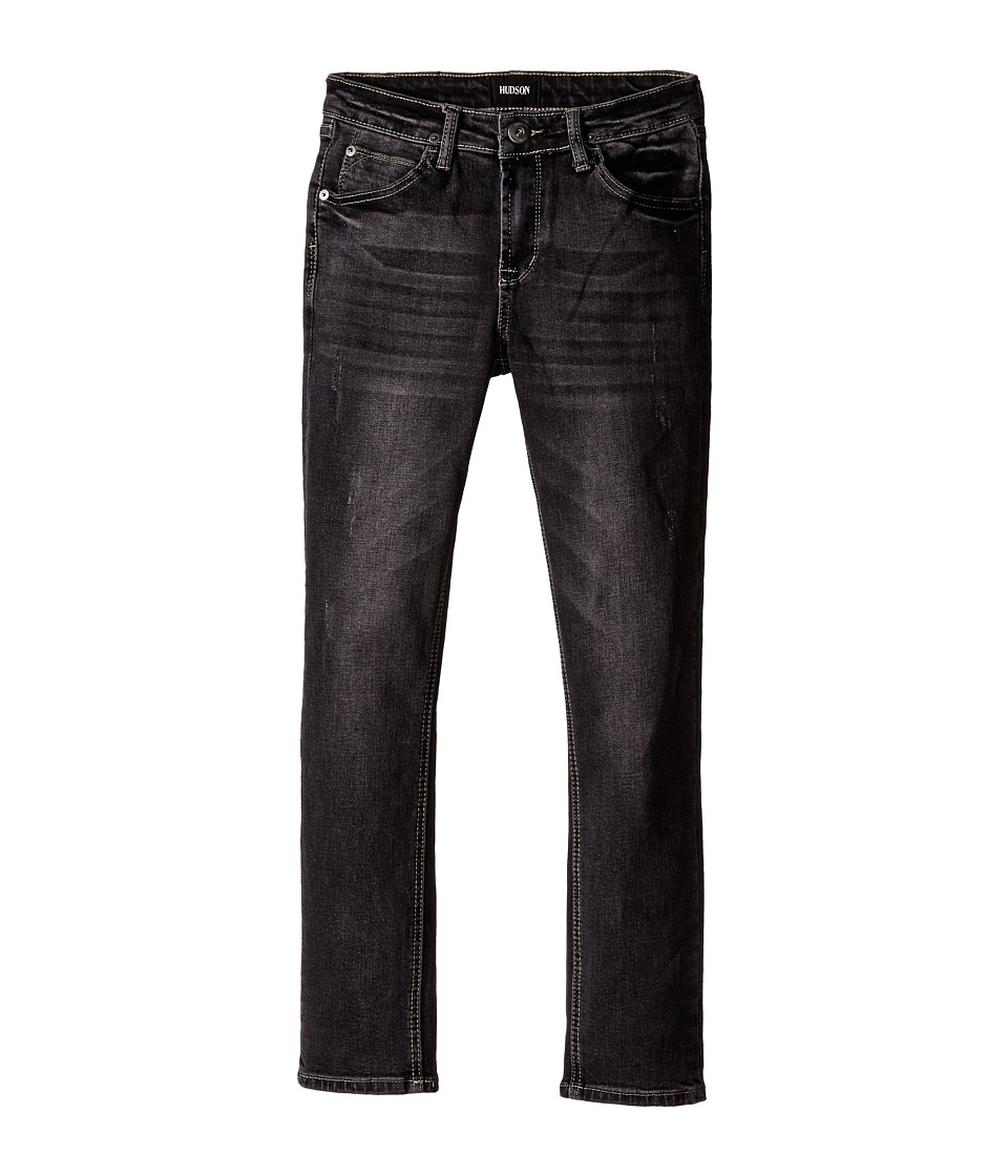 Hudson Kids - Jagger Skinny Jeans in Titanium Wash (Big Kids) (Titanium Wash) Boy's Jeans