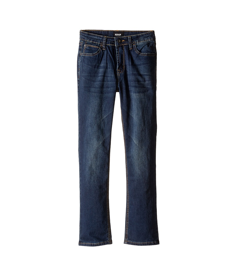 Hudson Kids - Parker Straight Leg Jeans in Nile (Big Kids) (Nile) Boy's Jeans