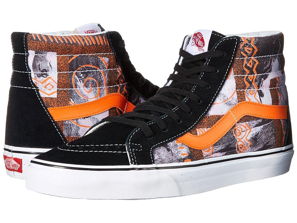 Vans - SK8-Hi Reissue ((Van Doren) Hoffman/Black) Skate Shoes