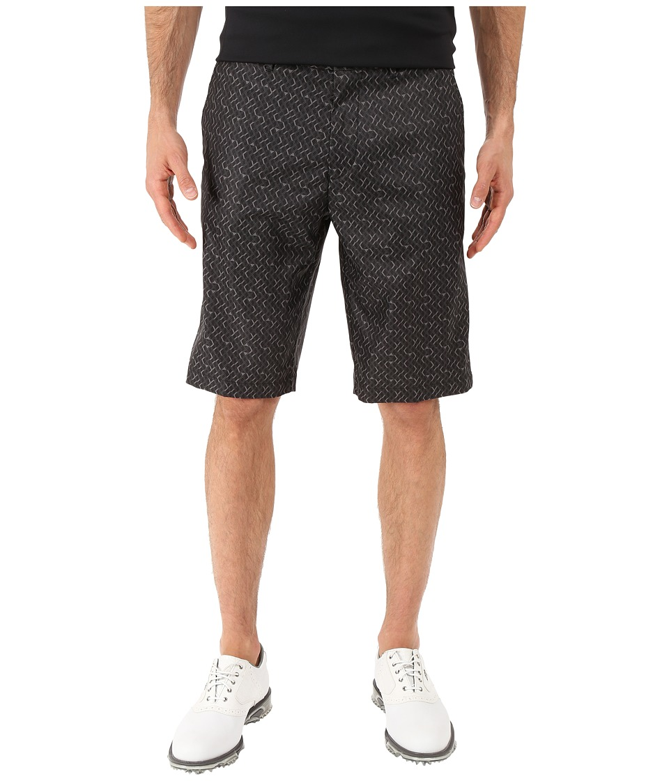 BOSS Green - Hayler 8 10188434 01 (Black) Men's Shorts