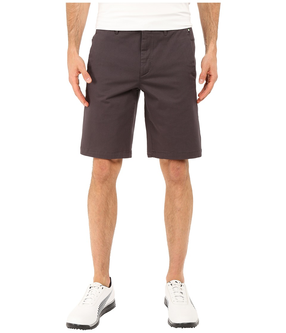 BOSS Green - Liem2-1-W 10165966 0 (Charcoal) Men's Shorts
