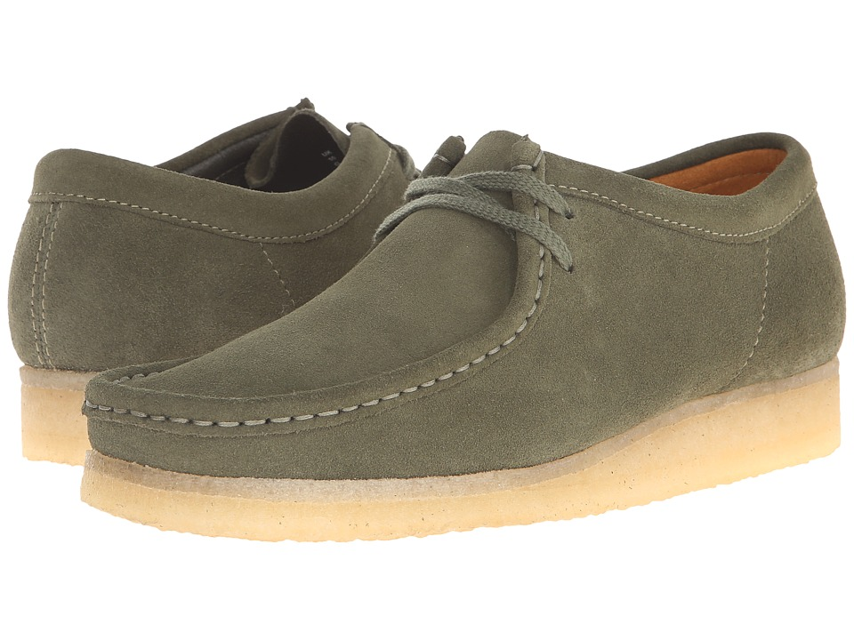 Clarks - Wallabee (Leaf) Men