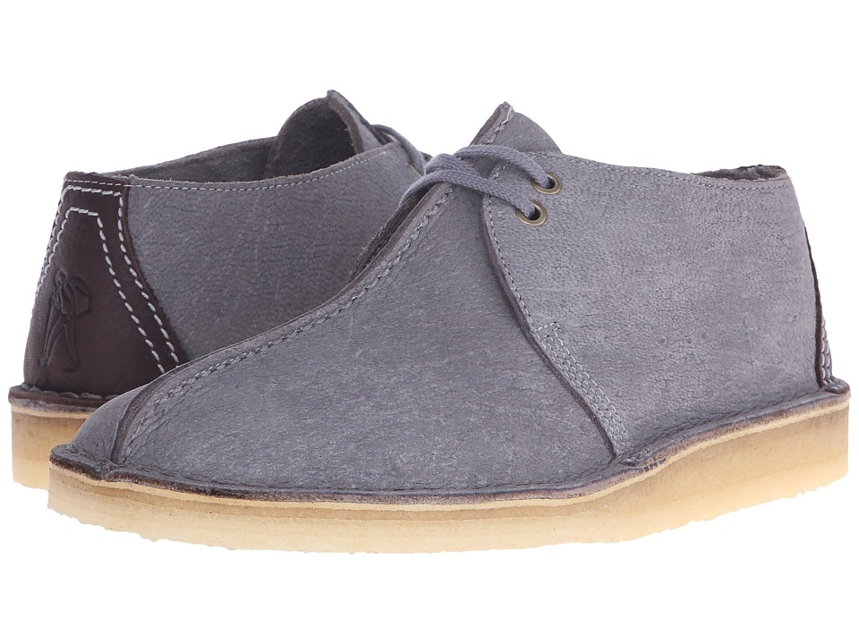 Clarks - Desert Trek (Blue/Grey) Men