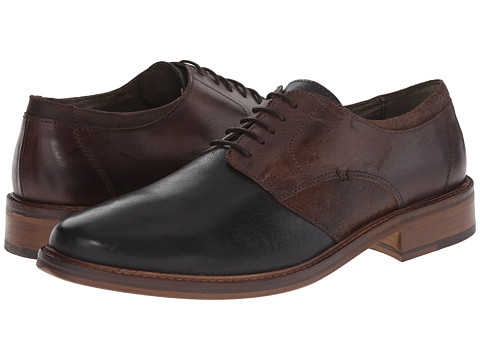 Kenneth Cole New York - Off Peek (Black Multi) Men's Shoes