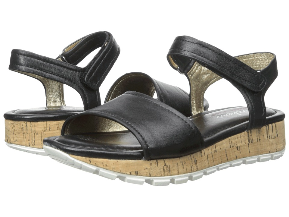 SKECHERS - Footsteps - Jagged Edge (Black) Women's Sandals