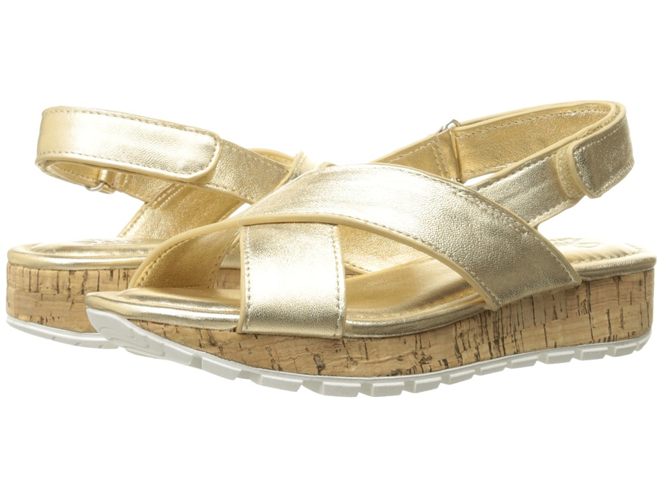 SKECHERS - Footsteps - Jagged Star (Gold) Women's Sandals