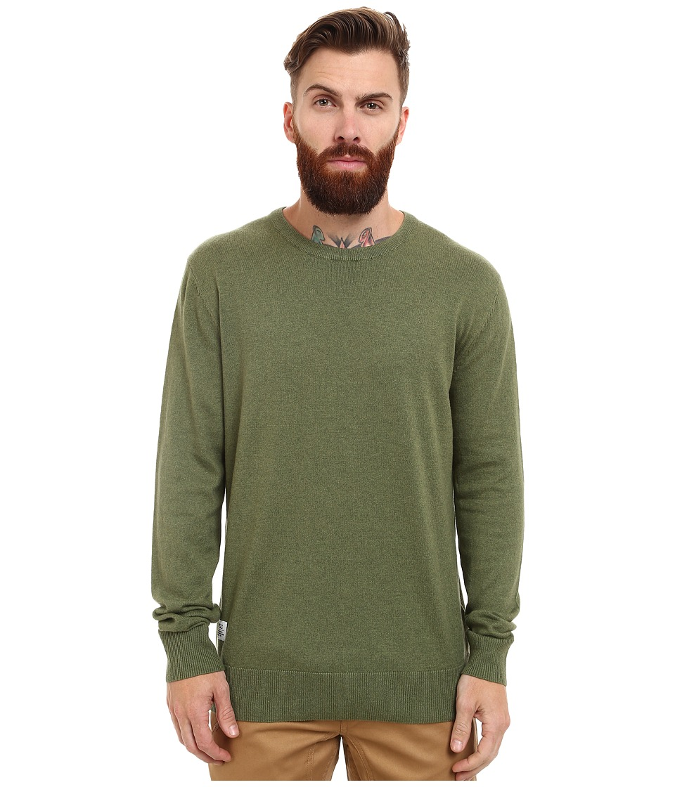 WeSC - Anwar Knitted Sweater (Woodbine) Men's Sweater