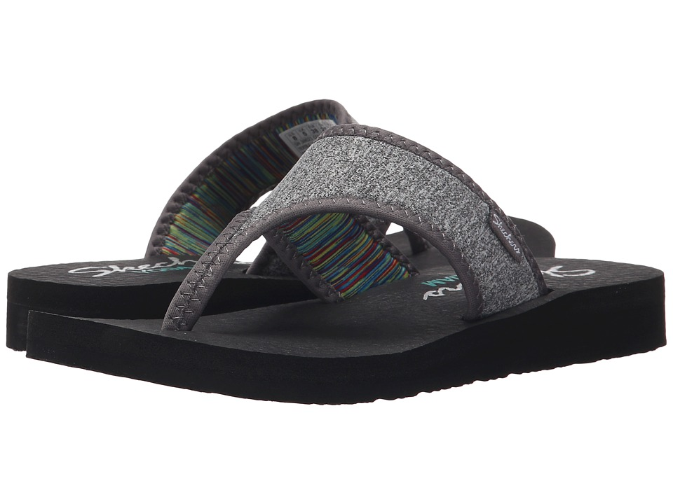 SKECHERS - Meditation - Zen Child (Grey) Women's Sandals