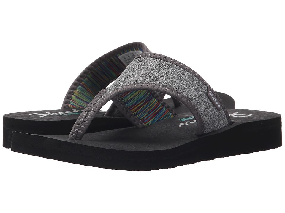SKECHERS - Meditation - Zen Child (Grey) Women's Sandals