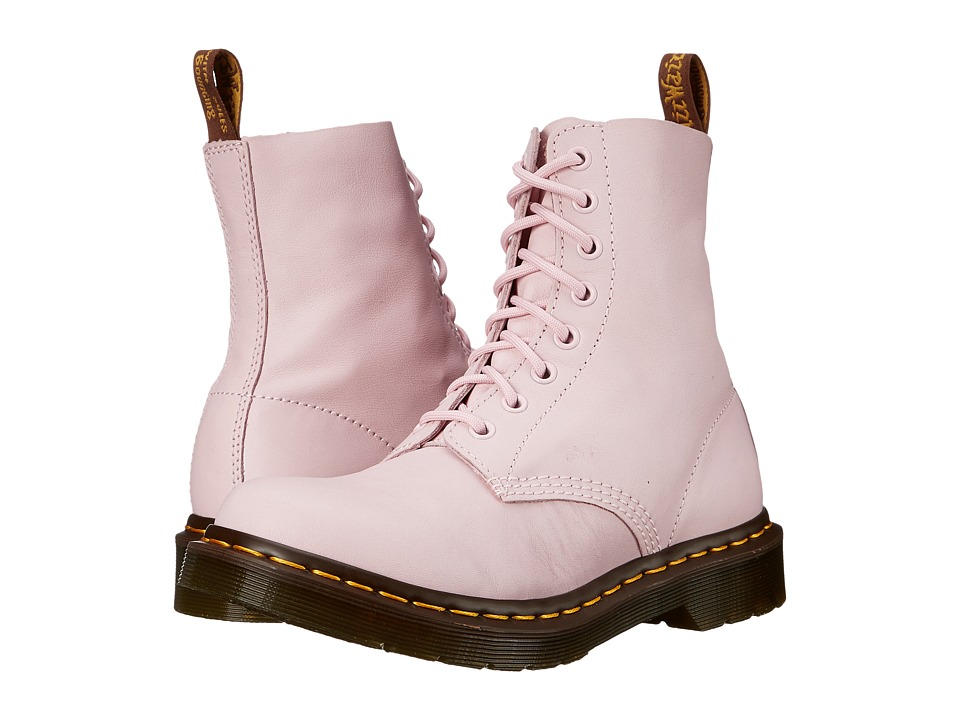Dr. Martens - Pascal 8-Eye Boot (Bubblegum Virginia) Women