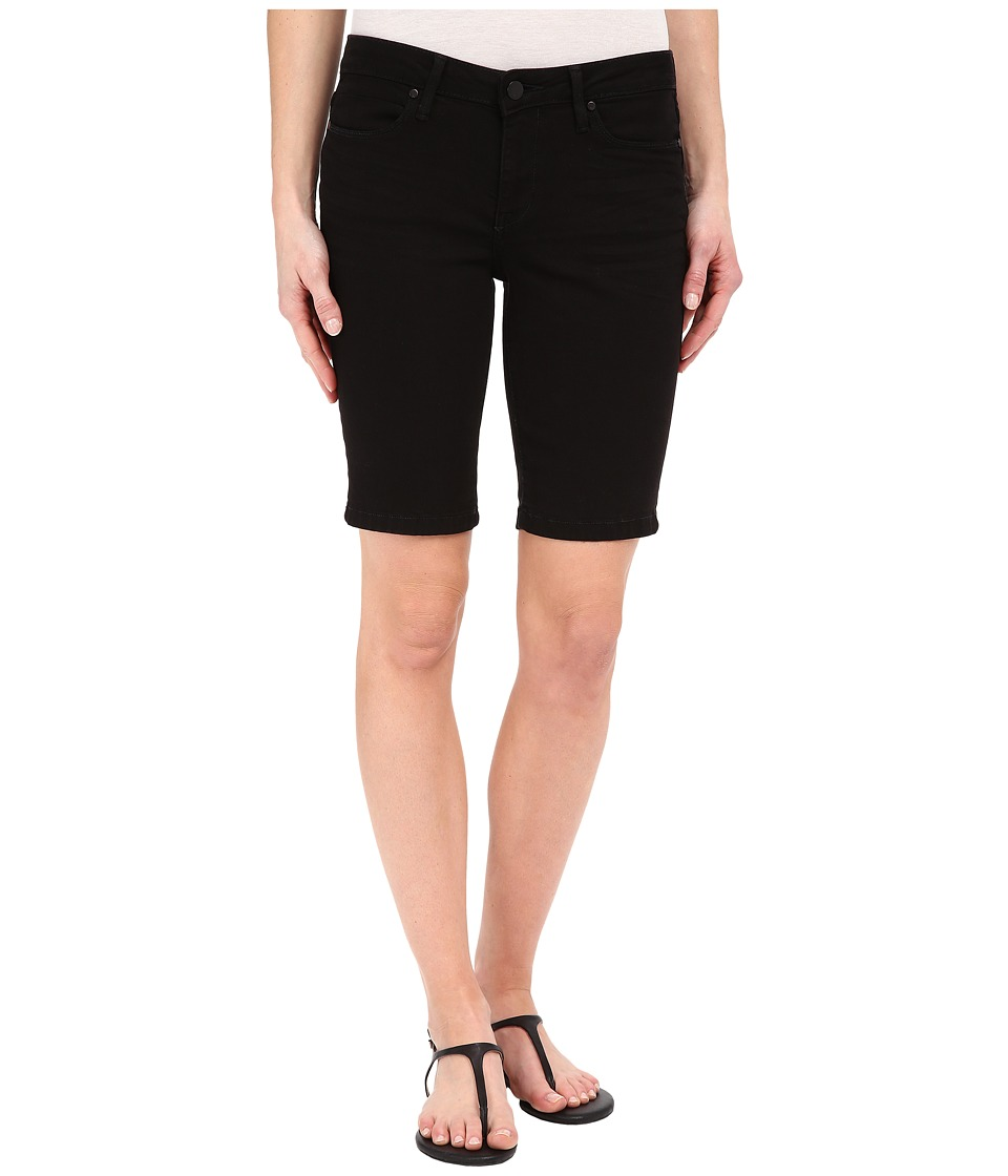 Calvin Klein Jeans - City Shorts (Washed Down Black) Women's Shorts