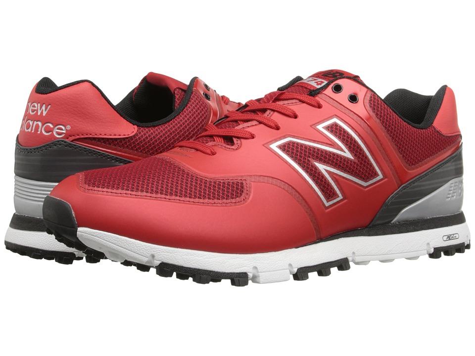 New Balance Golf NBG574B (Red) Men