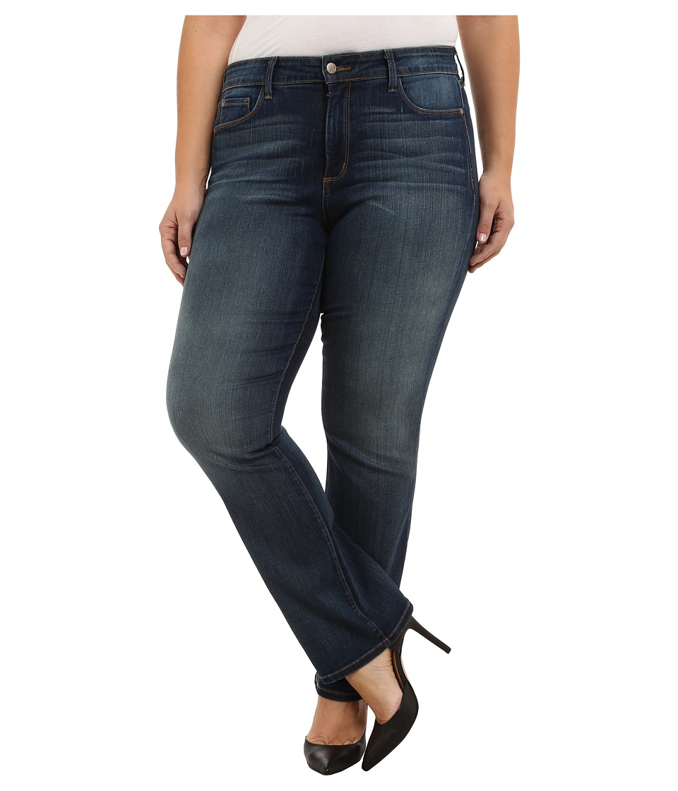 NYDJ Plus Size - Plus Size Barbara Boot in Oak Hill (Oak Hill) Women's Jeans