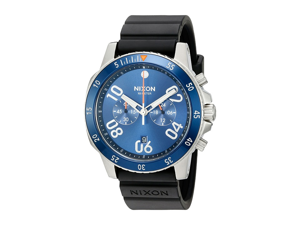 Nixon - Ranger Chrono Sport (Blue Sunray) Watches