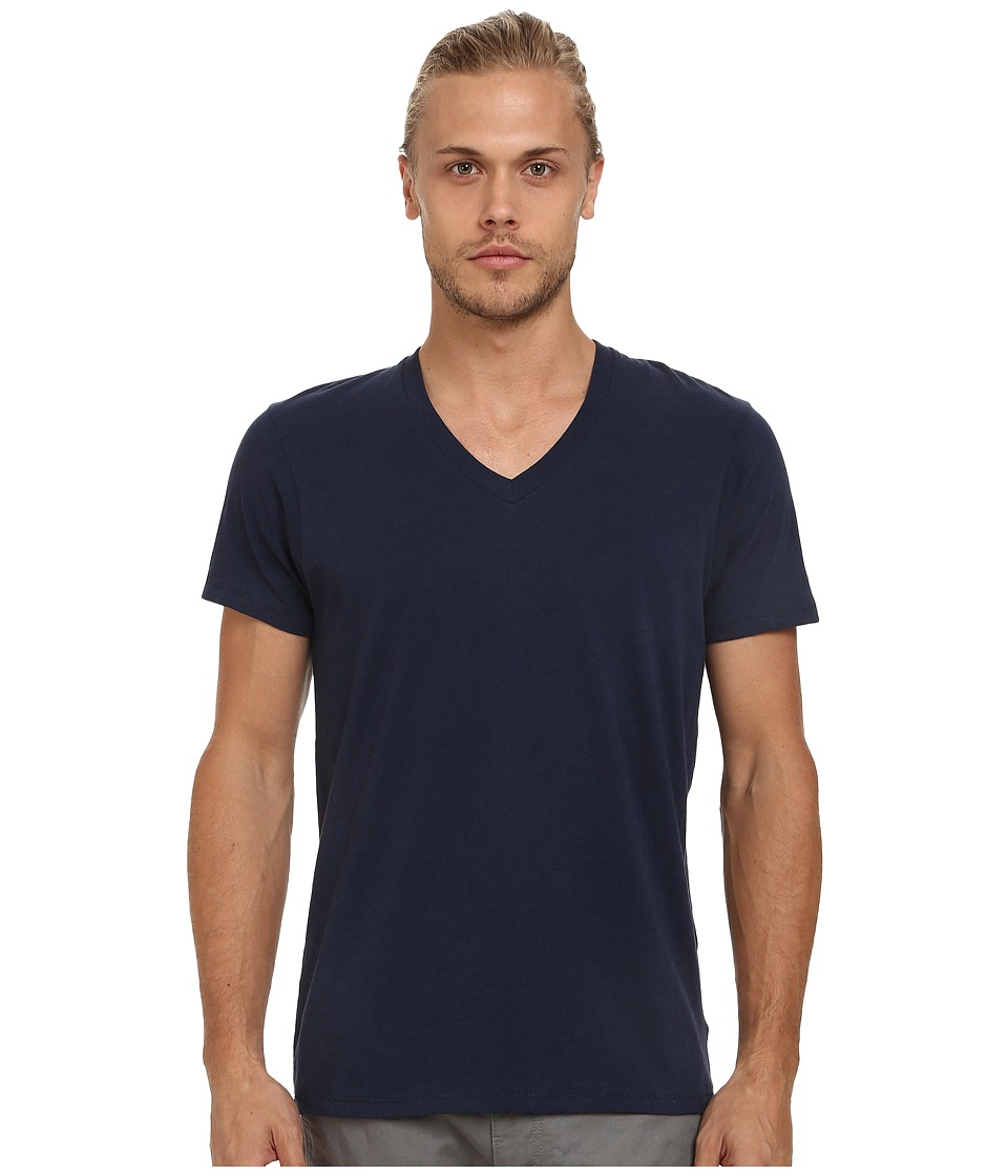 Alternative - Perfect V-Neck (Midnight Heather) Men's T Shirt