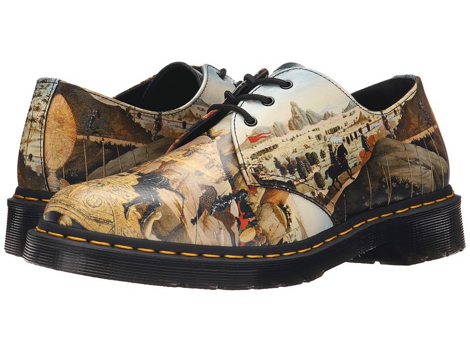 Dr. Martens - 1461 D'Antonio (Multi D' Antonio Renaissance) Lace up casual Shoes