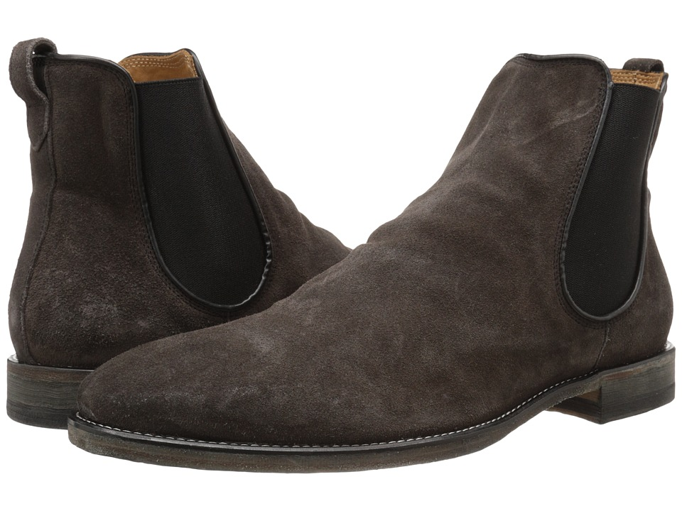 John Varvatos Fleetwood Chelsea Boot (Charcoal) Men