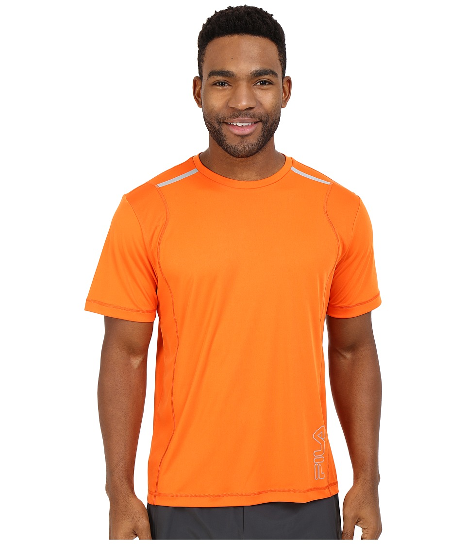 Fila - Stamina Crew (Cone Orange) Men