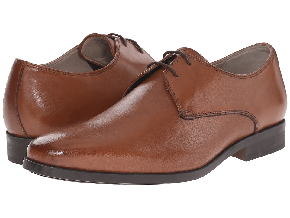 Clarks - Amieson Walk (Tan Leather) Men's Lace Up Wing Tip Shoes