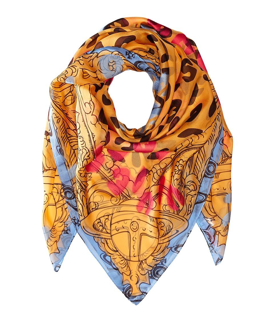 Vivienne Westwood - N639 (Gold) Scarves