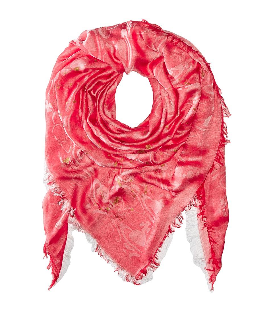 Vivienne Westwood - A4230 (Red) Scarves
