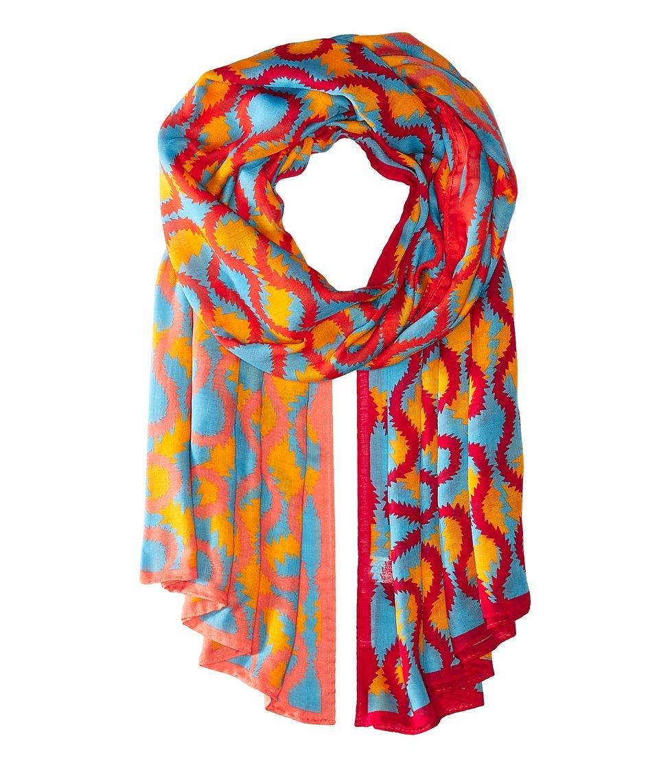 Vivienne Westwood - N536B (Light Blue) Scarves