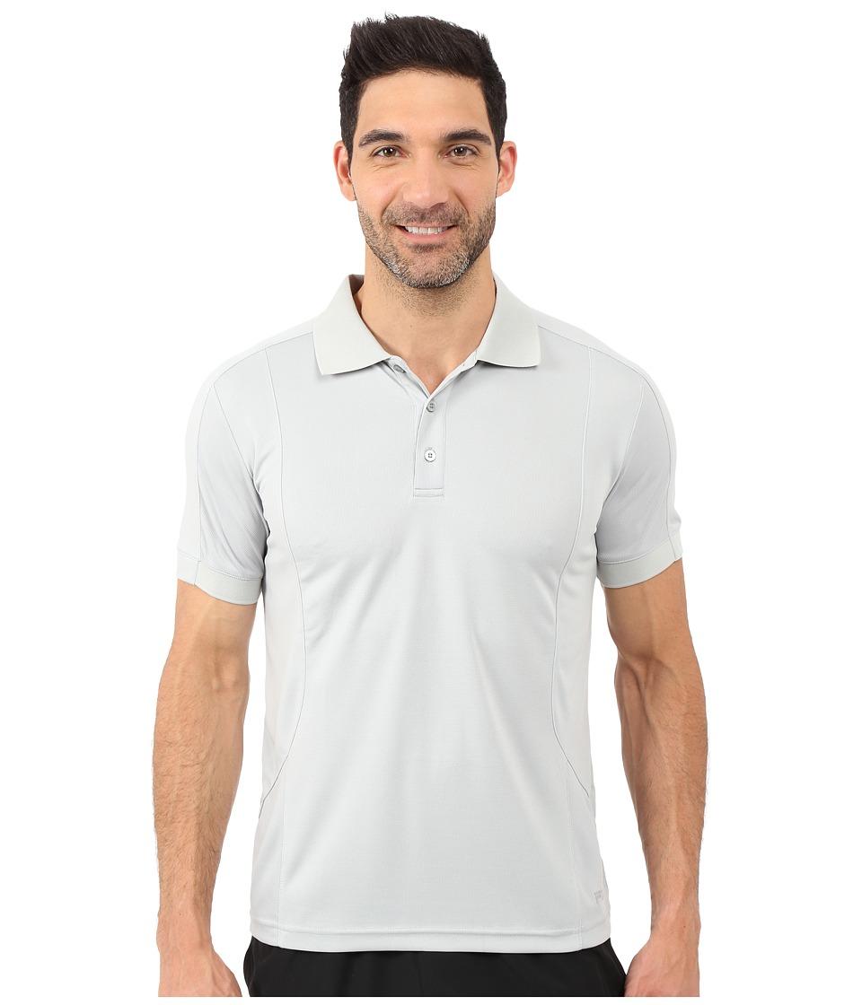 Fila - Bravo Polo (High Rise) Men's Short Sleeve Knit