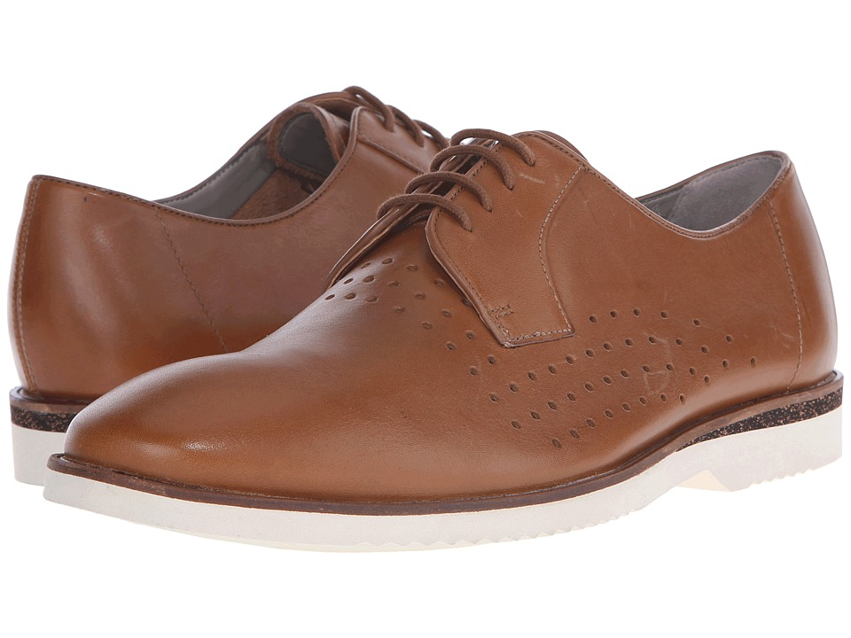 Clarks - Tulik Edge (Tan Leather) Men